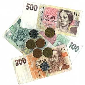 währung tschechische kronen